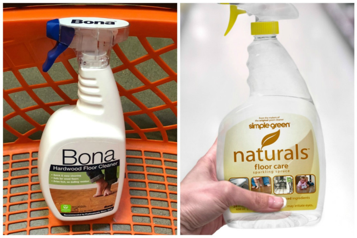 natural floor cleaner comparison