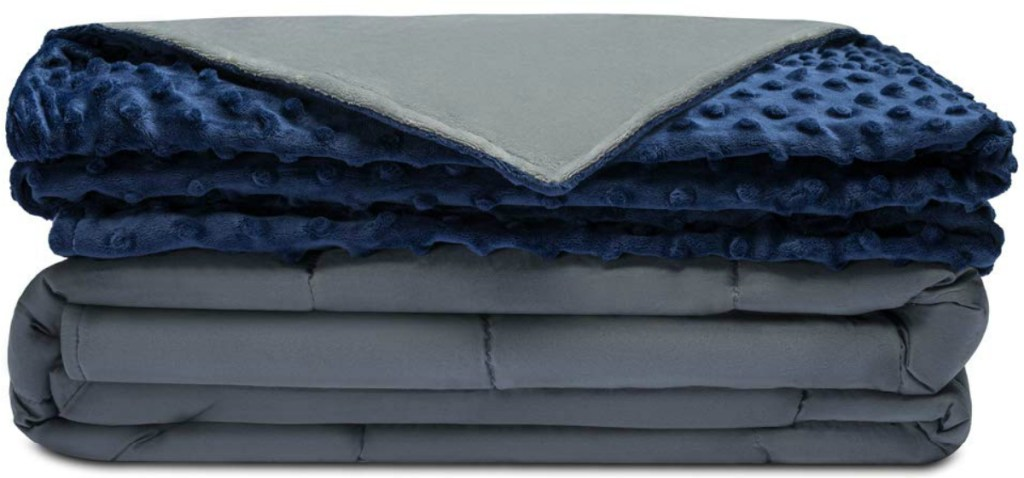 Quility Minky Weighted Blanket
