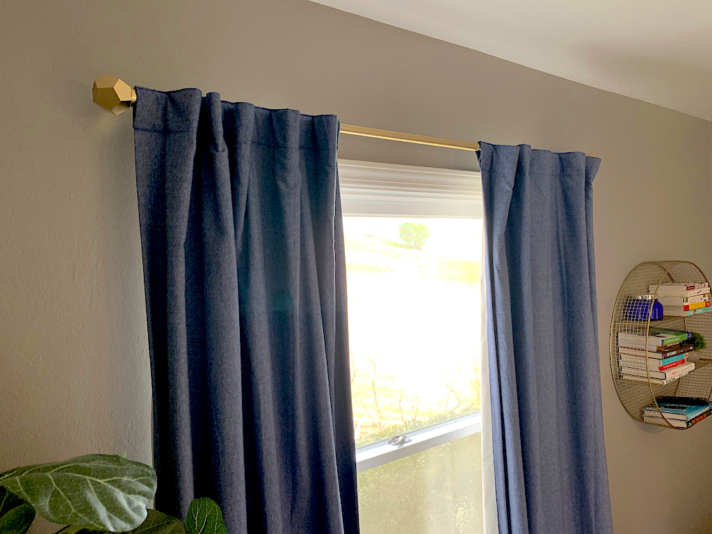 Blackout Drapes from Target