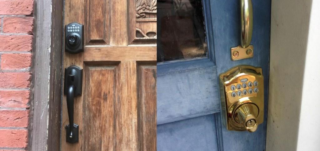 Debate Are Keyless Digital Front Door Locks Worth It