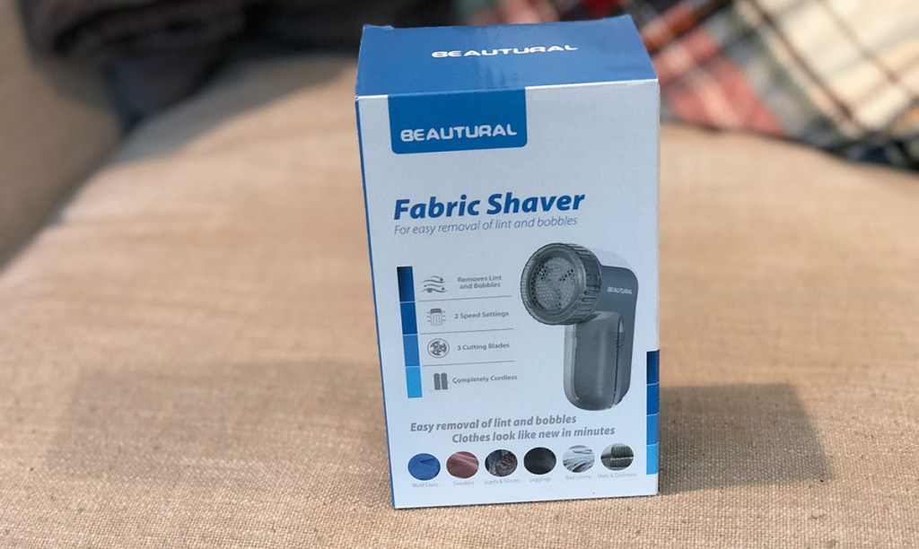 amazon beautural fabric shaver
