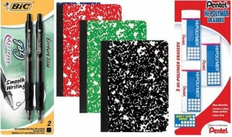 Staples Back To School Deals 8 5 8 11 Hip2save
