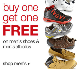 cfdfa0ed1b5 Kmart.com: *HOT* Buy 1 Get 1 FREE Men's Shoes + Additional 10% Off ...