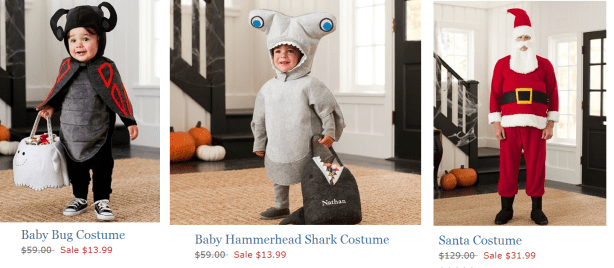 Pottery Barn Kids Costume Clearance Free Shipping Possible 10