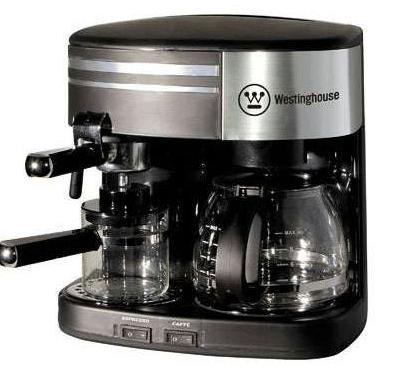 Tigerdirectcom Westinghouse 3 In 1 Coffee Maker Only 2798