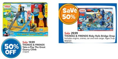 Toys R Us Great Deals On Thomas Friends Tracks Hip2save