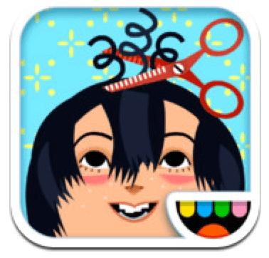 FREE Highly Rated Toca Hair Salon 2 iTunes App  Hip2Save