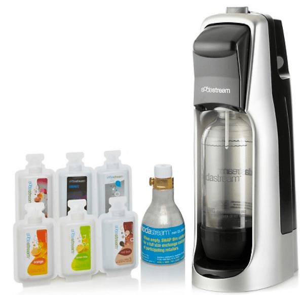 Sodastream Fountain Jet Home Soda Maker With Mini Carbonator 39.96 Free Shipping