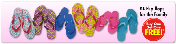 3399b481ace6 Did you miss out on the  HOT  One Day Only Sale on Flip Flops at Old Navy  yesterday ! Well