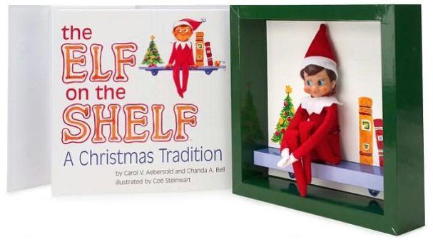 The Elf On The Shelf Book