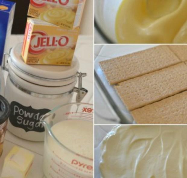 How to make eclair cake Hip2Save