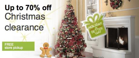 Sears Christmas Tree Ornaments