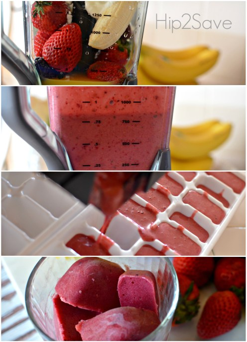 How to Batch Freeze Smoothies Ahead of Time Hip2Save
