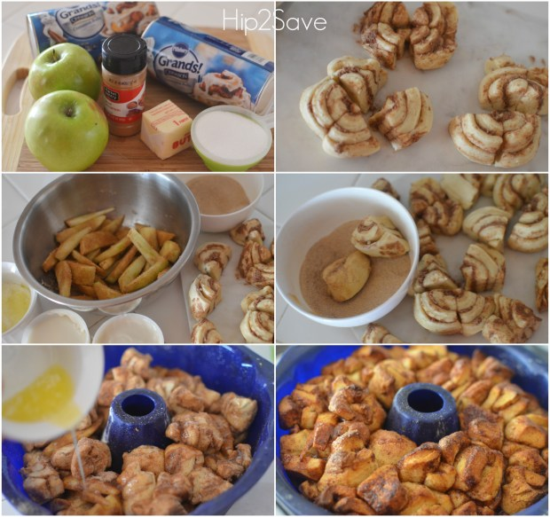 How to make easy monkey bread Hip2Save