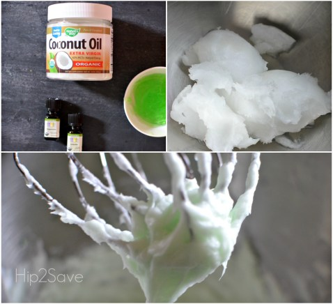 Aloe and Whipped Coconut Oil Body Butter Hip2Save