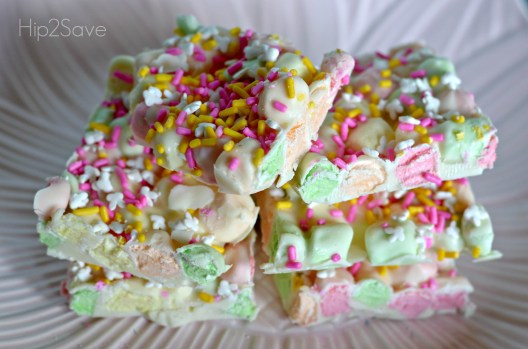 White Chocolate Candy for Easter