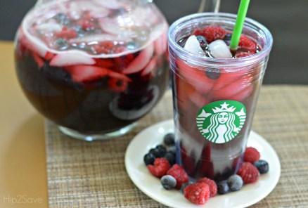 Hybiscus Tea Refresher Recipe