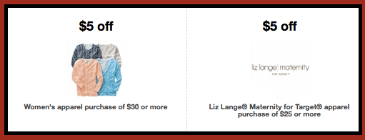 bd7ddac36d4 ... save 40% off all Women s Maternity Clothing (including Liz Lange for  Target and Be Maternity!) with the new Target Cartwheel Savings offer found  here.