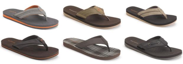 118354c9a7d Kohl s.com  Great Deals on Docker Flip Flops for Men