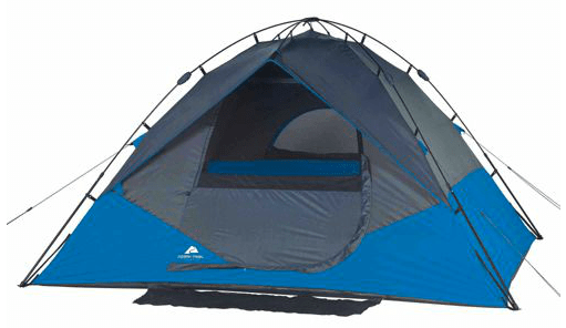 Hop on over to Walmart.com where you can snag this Ozark Trail 6 Person Instant Dome Tent in Blue for only $50 (regularly $89!)  sc 1 st  Hip2Save & Walmart.com: Ozark Trail 6-Person Instant Dome Tent Only $50 ...