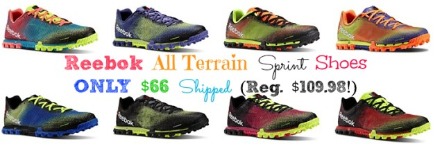 Reebok.com  All-Terrain Sprint Shoes ONLY  66 Shipped (Regularly ... 0c39ea39f