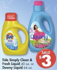 Family Dollar Detergent : family, dollar, detergent, Family, Dollar:, Simply, Detergent, Hip2Save
