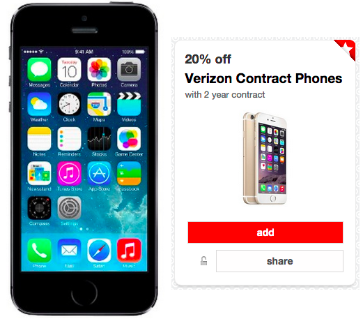 2 Iphone Contract Year 5s Dallor 19900