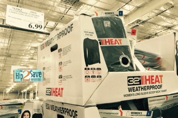 costco weatherproof 32 degree