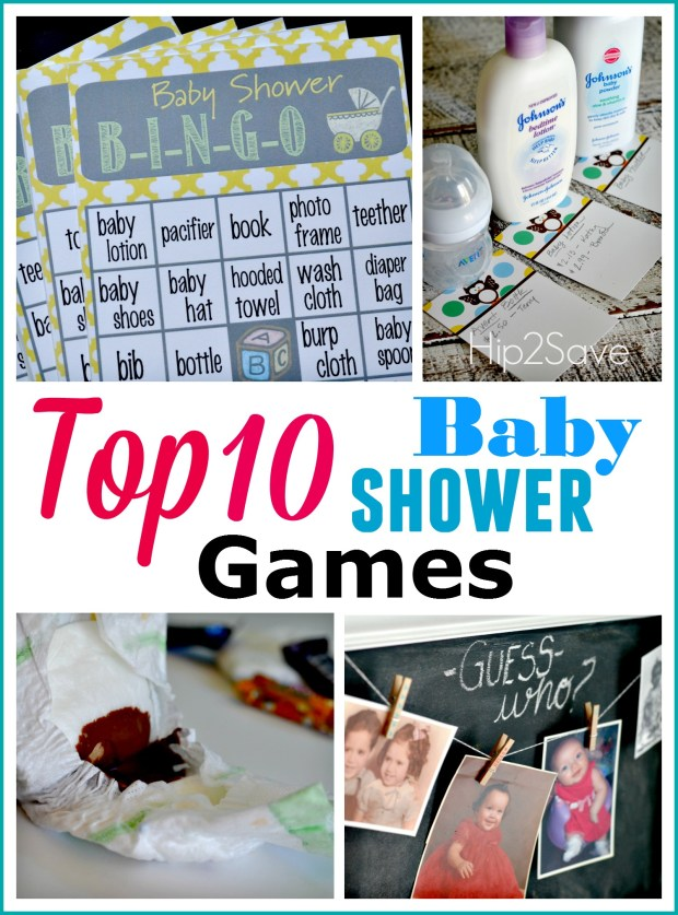 Top Ten Baby Shower Games Hip2save