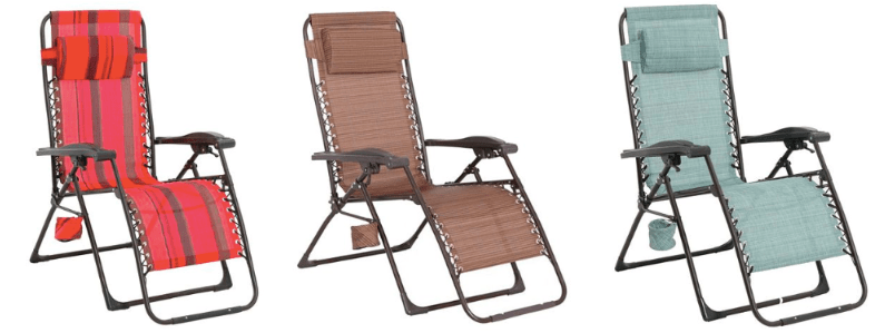 sonoma anti gravity chair review lounge for living room kohl s com two antigravity chairs only 79 98 shipped reg 139 99 is currently offering up these highly rated outdoors just 39 each regularly