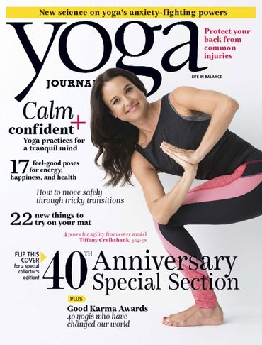 One Year Subscription to Yoga Journal Only $4.99 (+ Sign Up for SIX Weeks of FREE Online Yoga Classes) - Hip2Save