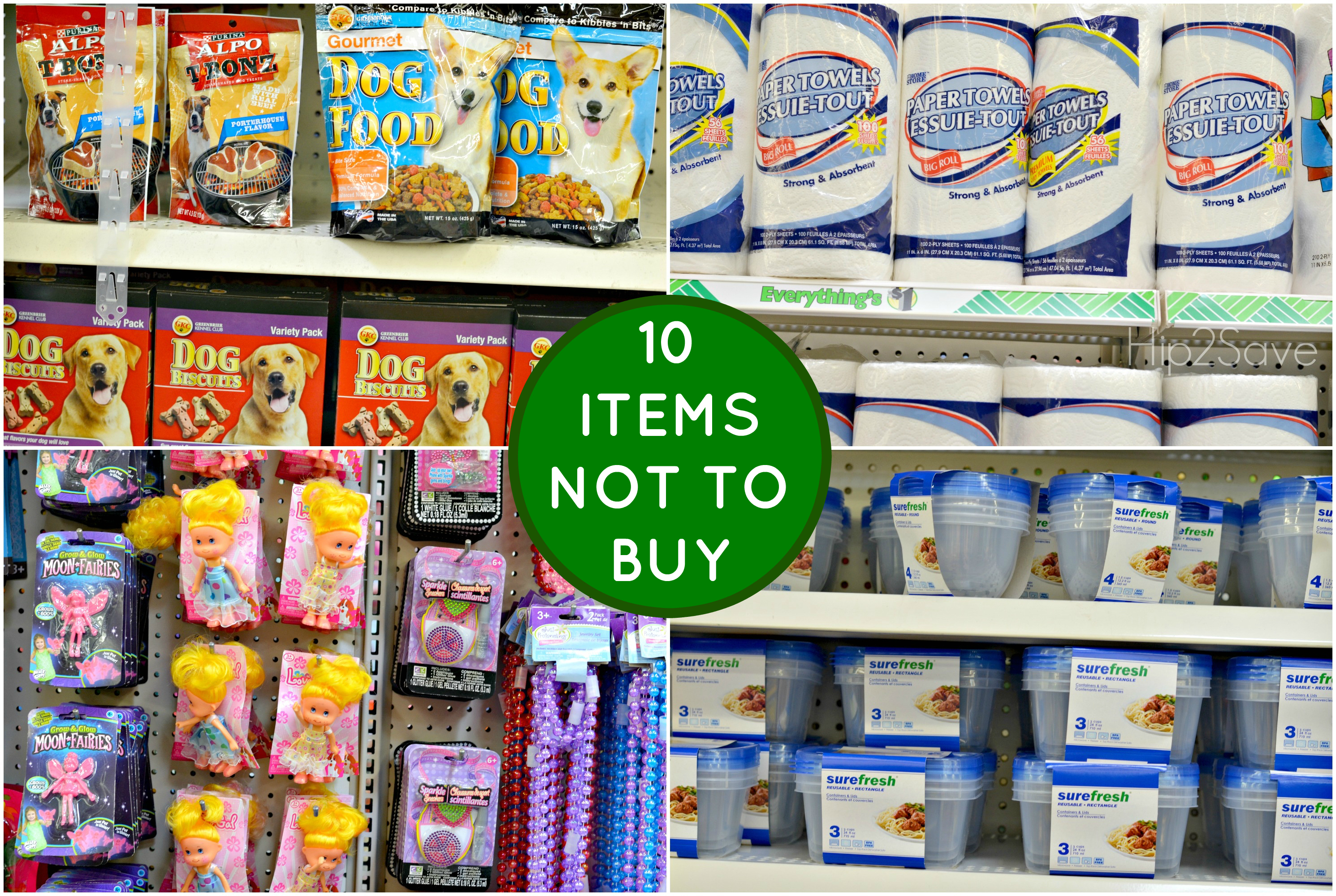 15 items to buy
