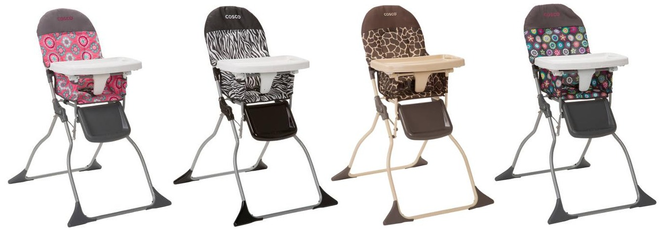 high chairs at walmart folding banana lounge chair cosco simple fold only 29 hip2save
