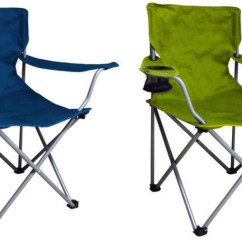 Walmart Camp Chair Folding High Chairs Ozark Trail Only 5 Hip2save Head Over To Com Grab An In Blue Or Green For Just This Foldable Camping Collapses Easy Storage And