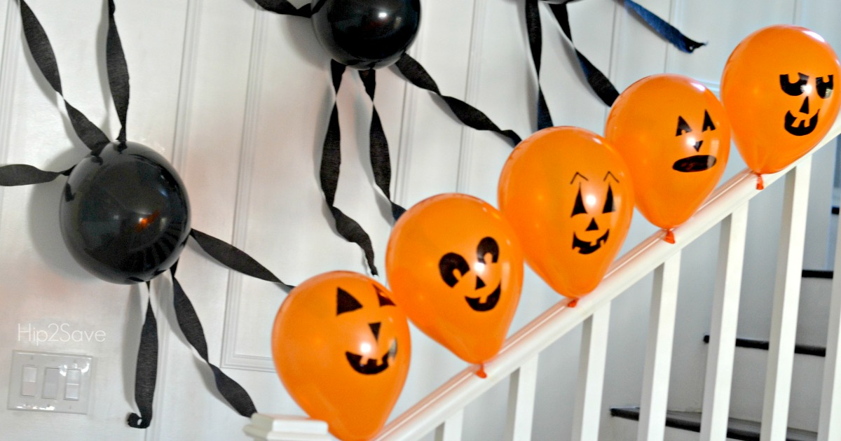 5 Frugal Simple Halloween Decorating Ideas That Even Non Crafty People Can Accomplish Hip2save