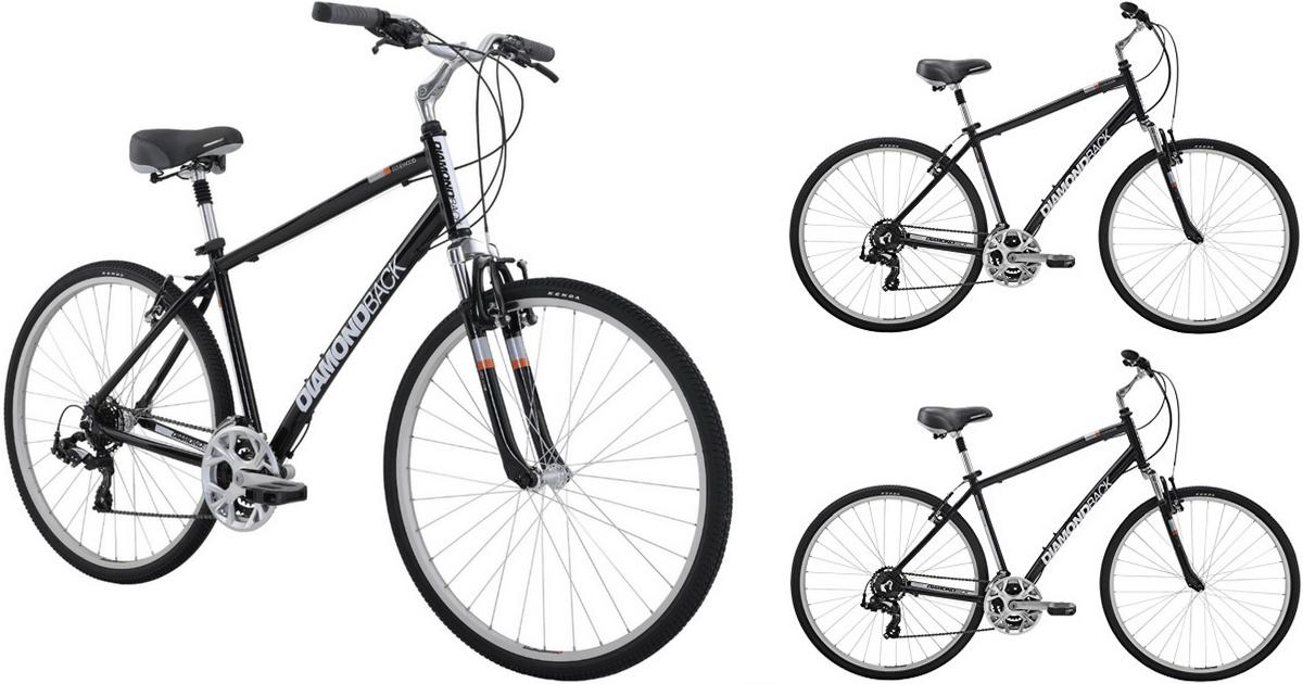 Amazon: Diamondback Edgewood Bicycle Only $175.69