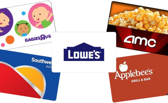 50 Applebee S Egift Card Only 40 More Discounted Gift