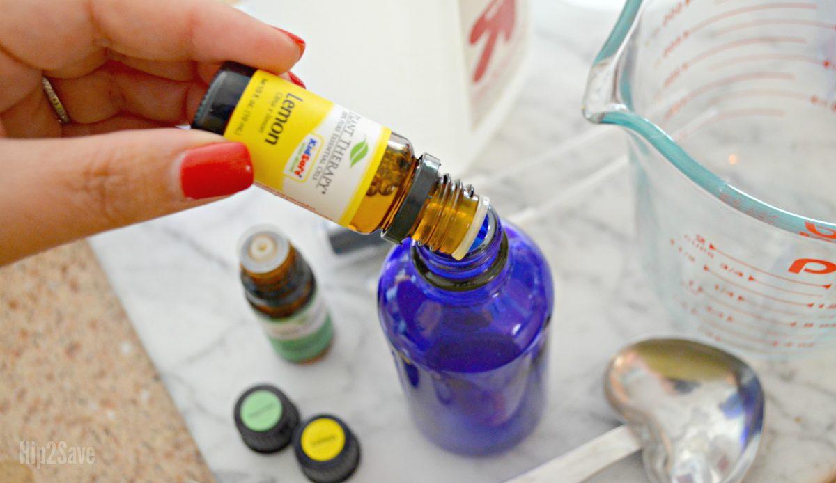 DIY #2 Spray (aka Poo Pourri Before-You-Go Spray) - Hip2Save