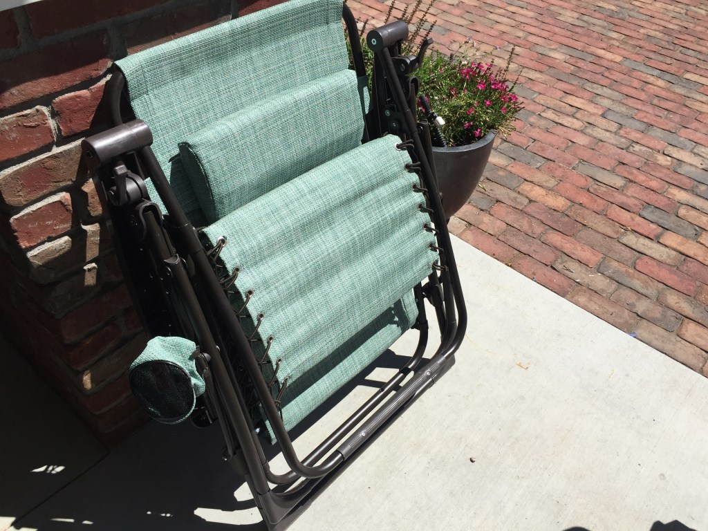 Sonoma Outdoors Antigravity Chair Kohl 39s Sonoma Patio Antigravity Chair Only 33 99