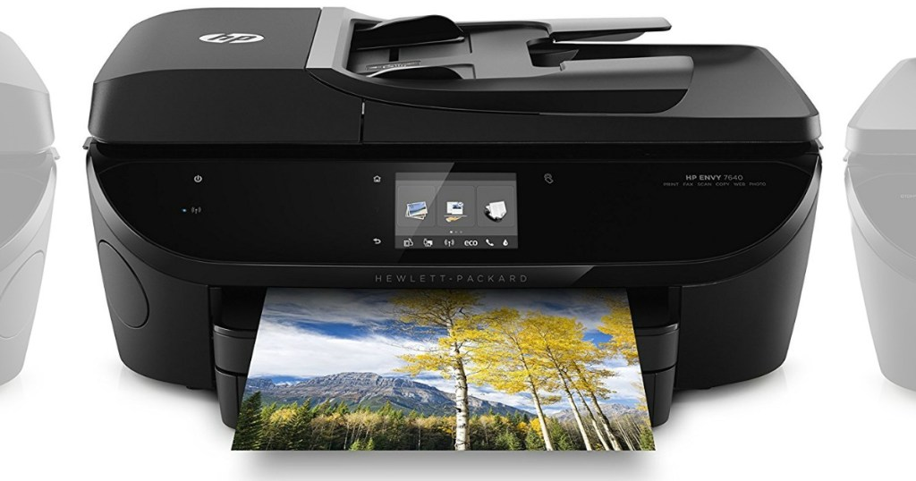 Best Buy Hp Wireless All In One Printer Only 69 99