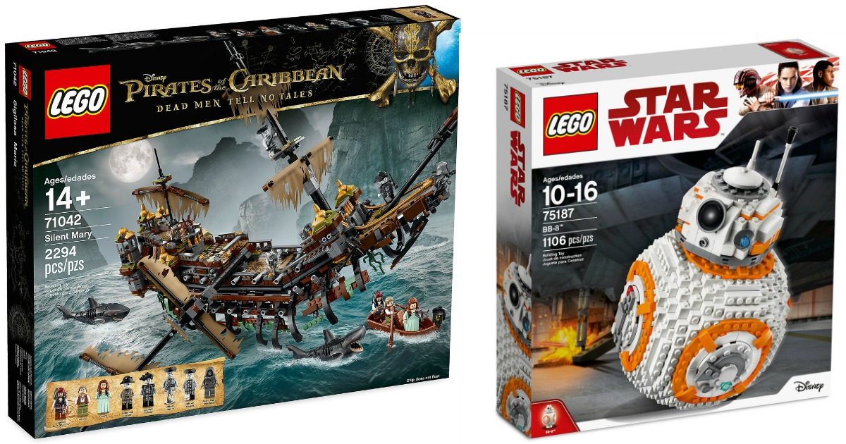 Shopdisney Up To 25 Off Lego Sets Pirates Of The