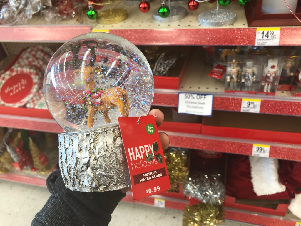Up To 50 Off Christmas Clearance At Walgreens Decor