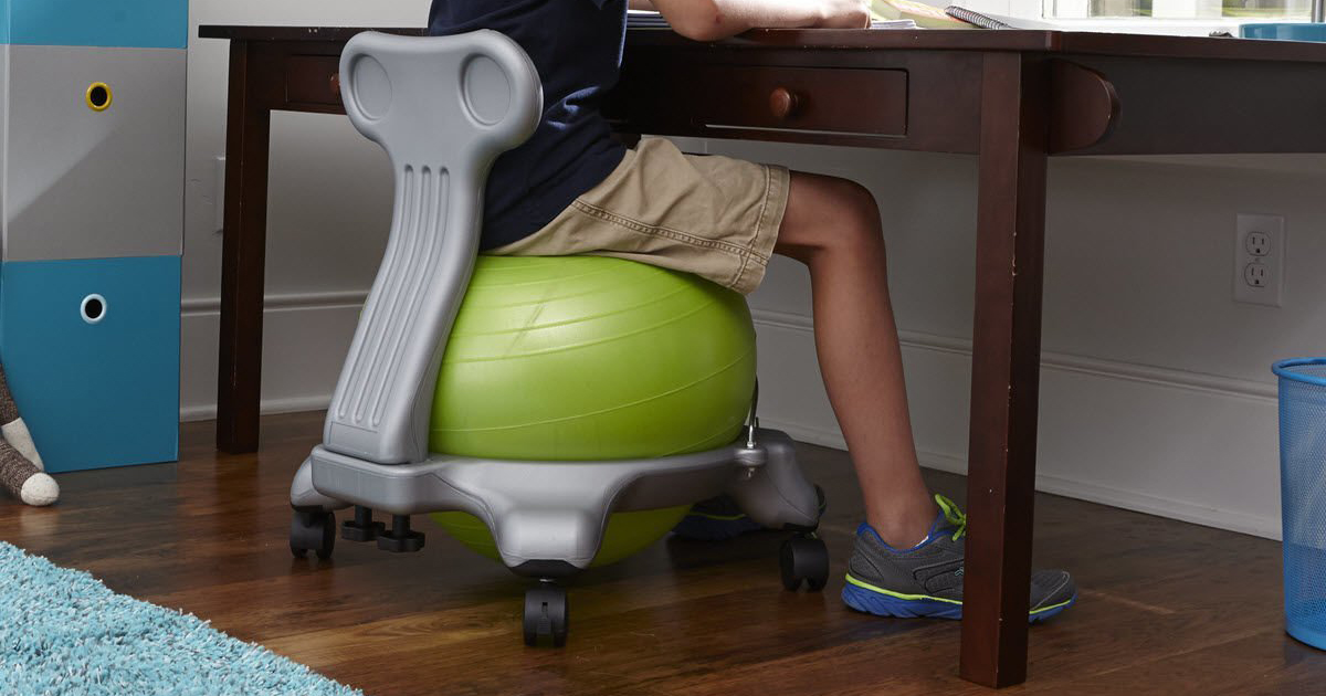balance posture chair swivel without wheels amazon up to 50 off gaiam ball chairs for kids adults today january 3rd only head on over com where you can save select these help improve