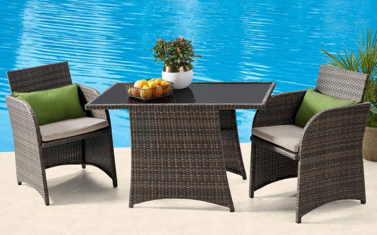 outdoor throw pillows patio sets