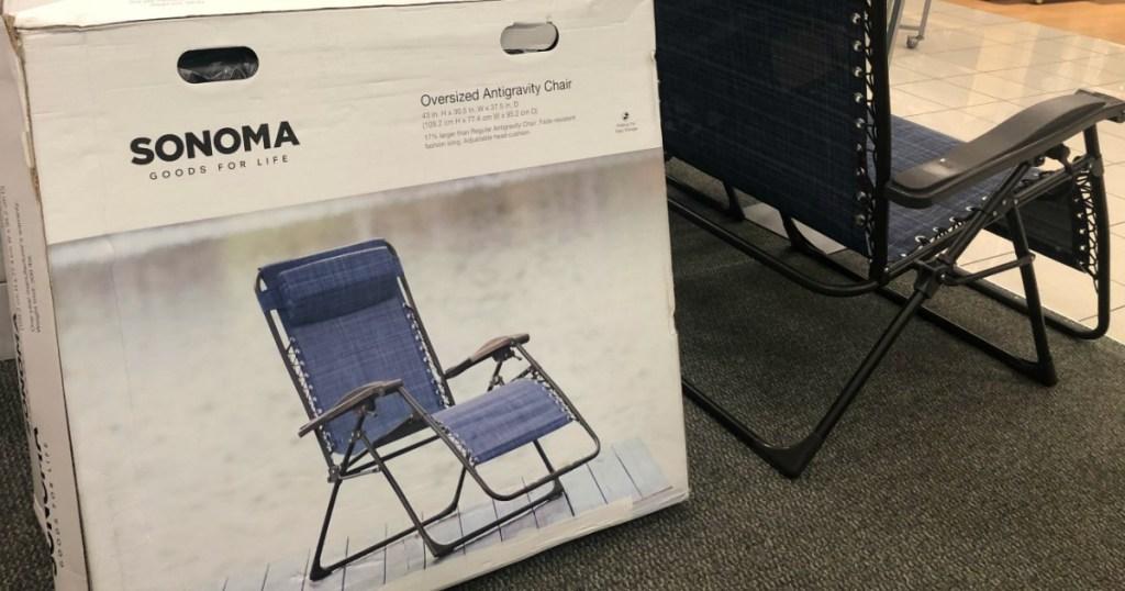 HUGE Savings on SONOMA Patio Furniture at Kohls Chairs