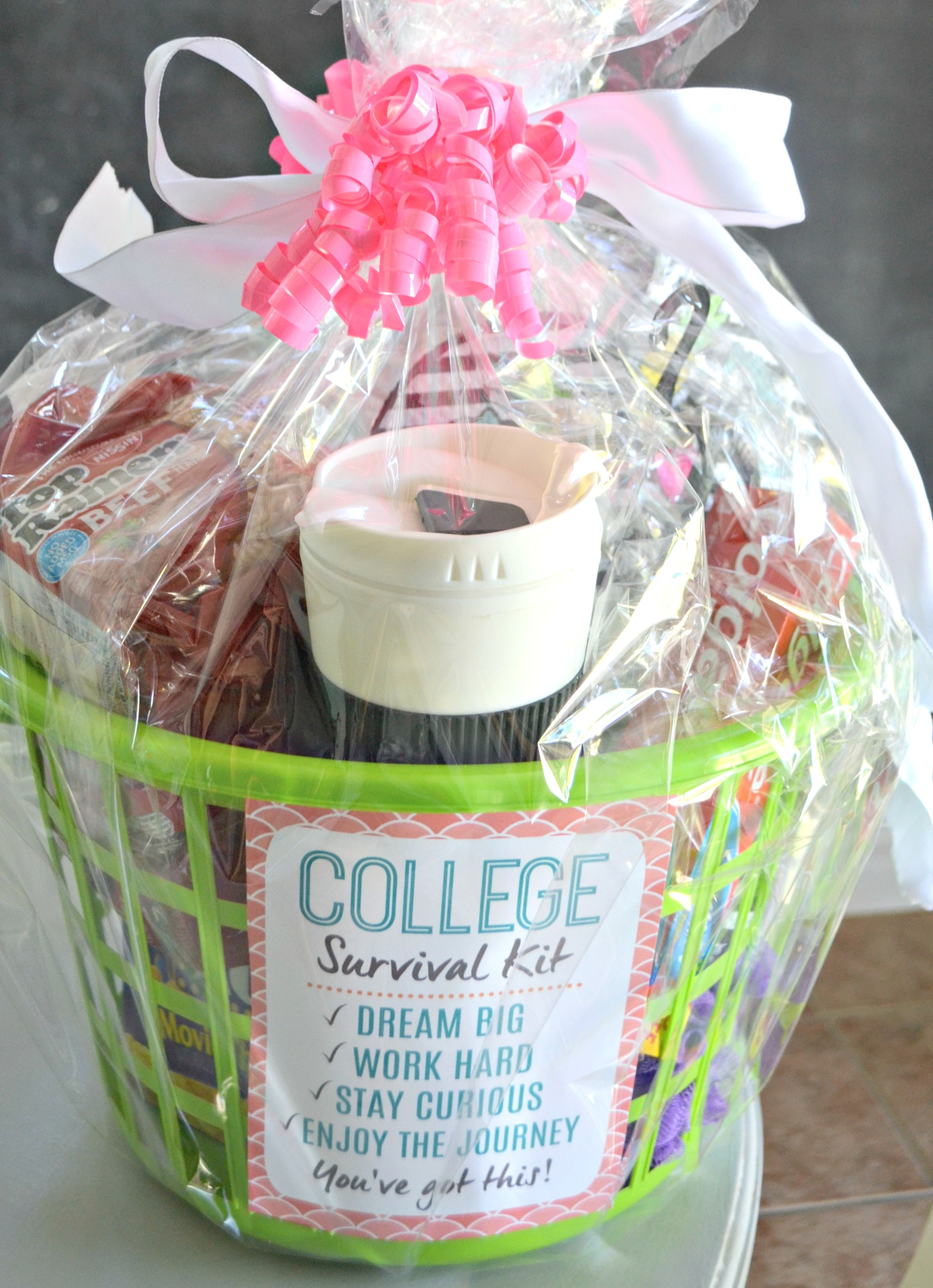 Funny College Survival Kit : funny, college, survival, Dollar, College, Survival, Printable, Hip2Save