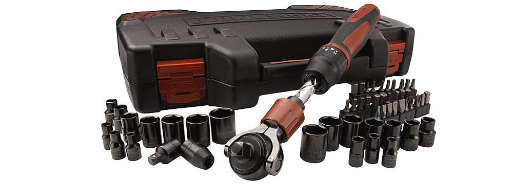 Craftsman Mechanics Tool Set 108