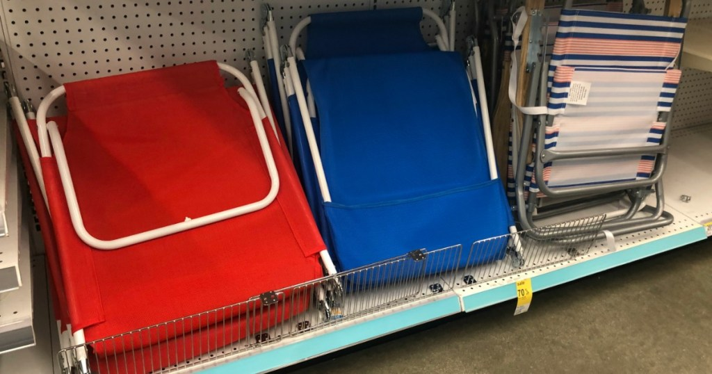 Up to 70 Off Summer Clearance at Walgreens Beach Chairs