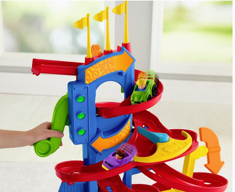 Fisher Price Little People Take Turns Skyway Only 29 82