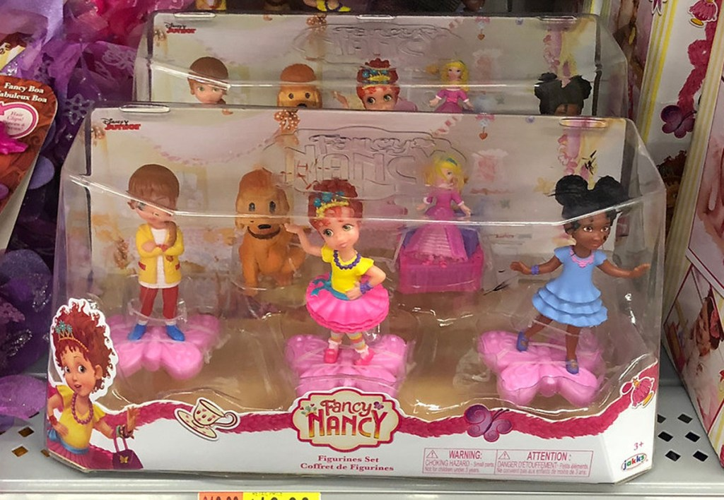 Up To 70 Off Fancy Nancy Toys On Walmart Hip2save